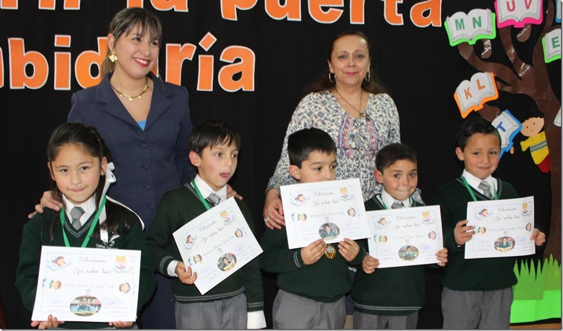 FOTO niños aprenden a leer 4