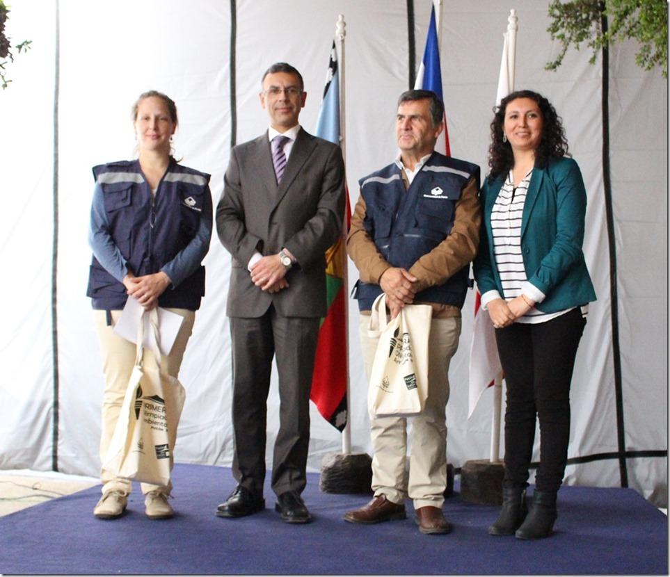 FOTO nuevos inspectores ambientales 1
