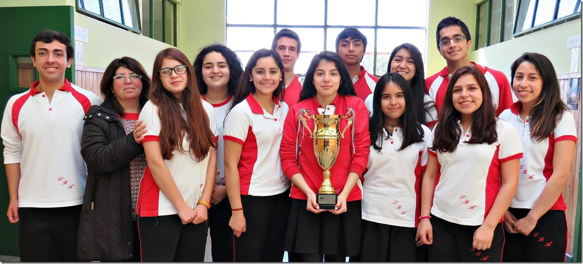 Liceo Bicentenario Araucanía