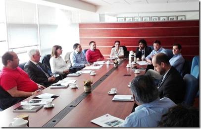 Reunion Unidad de Coordinacion de Vialidad Interurbana  (1)