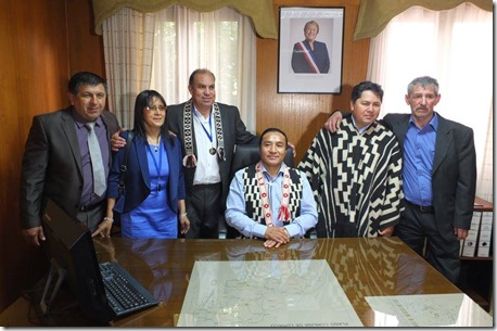 Concejo Municipal Lumaco 2016-2020