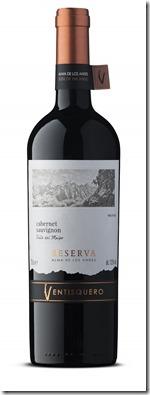 Foto botella Reserva Alma de Los Andes Viña Ventisquero