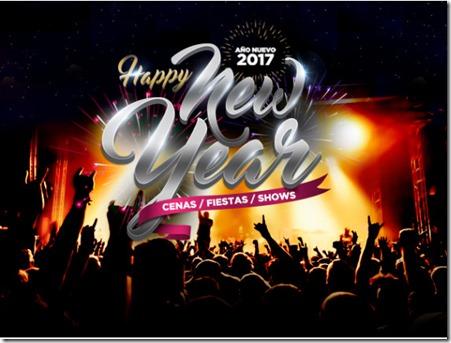 año nuevo Enjoy
