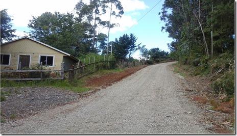 Trabajos de conservación en 15,51 km de caminos en 11 comunidades de Teodoro Schmidt (1)
