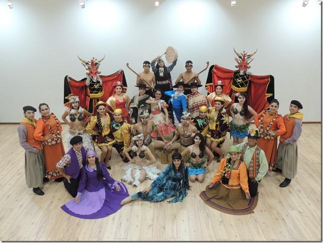 Ballet Folclorico PLC