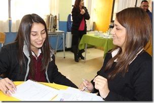Tras esta experiencia, estudiantes se formará para tutorar a sus compañeros.