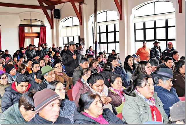 Vialidad junto a Servicios Públicos participa en constitución de Mesa de Trabajo con Comunidades Mapuche de Purén (3)