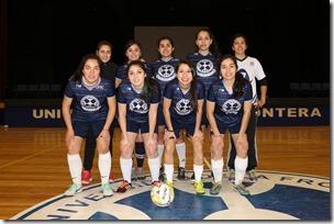 Futsal UFRO Damas
