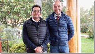 AlvaroFlores y PabloGranell