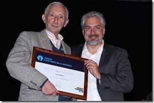 Premiación 2016 Ministro Y Camilo Marks