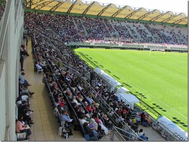 5400 asistentes