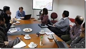 FOTO primera reunión técnica caburgua 1