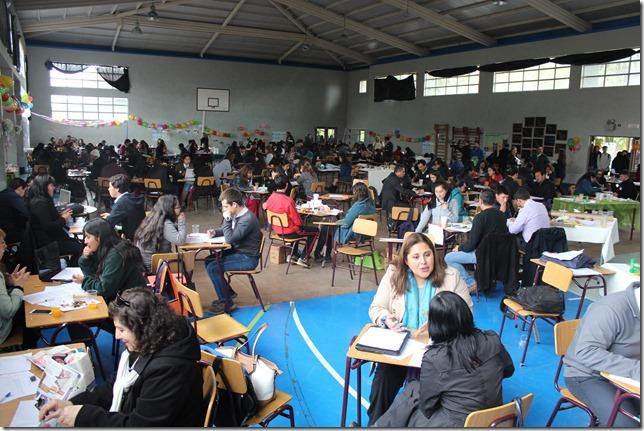 Más de 200 personas participaron en el Mega Festival de Aprendizajes, iniciativa impulsada por Educación 2020.