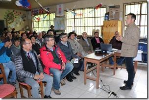 Reunión Participación Ciudadana Segunda Faja