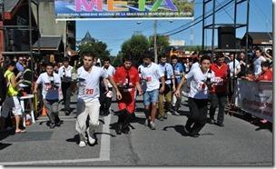 FOTO corrida de garzones
