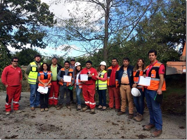 Vialidad realiza actividades con sus equipos en terreno durante el Mes de la Prevención  (1)