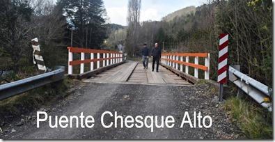 Vecinos de sectores rurales de la comuna tienen nuevos puentes (1)