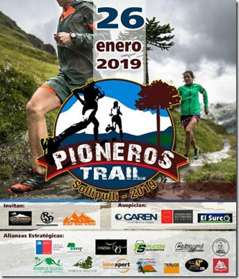 Afiche Pioneros Trail