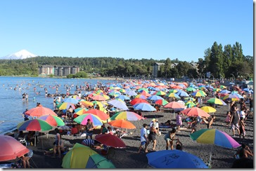Playas de Villarrica Panorama ideal para evadir las altas temperaturas (2)