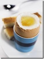 boiled egg, 1/23/03, 2:56 PM,  8C, 3750x5000 (0+0), 62%, banana,  1/25 s, R13.6, G4.3, B14.1