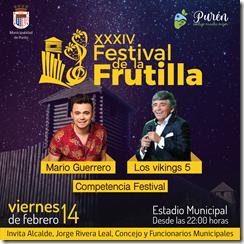 Festival de la Frutilla - Viernes 14 (1)