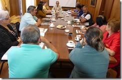 Se constituye Consejo de la Sociedad Civil de Villarrica
