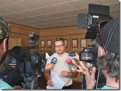Concejal Neira término contrato WTE