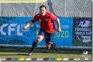 Rodrigo Asenjo, mundial Italia 3