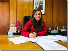 Seremi Natalia Rivera