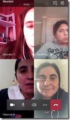 foto reunion virtual