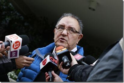 TEMUCO: Francisco Huenchumilla realiza declaraciones