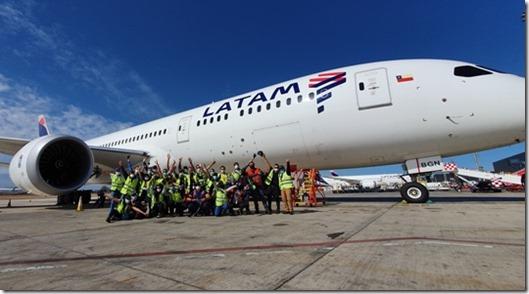 LATAM_Avión Solidario voluntarios
