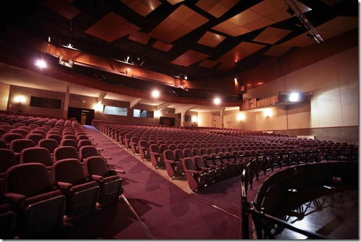Teatro Municipal Temuco