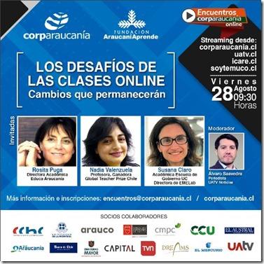Los desafíos de las clases online
