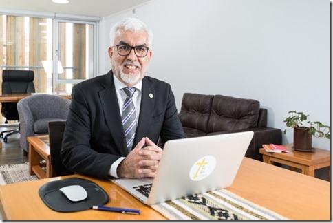 Rector Aliro Bórquez