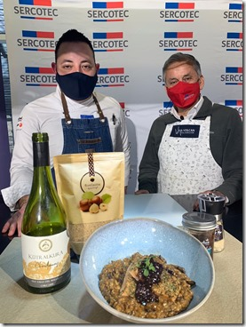 Show cocina Araucanía Pymes