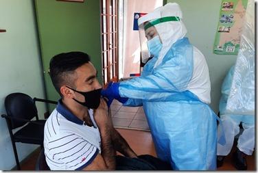 Vacunación vega 005