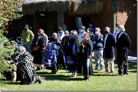 Inauguración centro intercultural mapuche - Cunco (2)