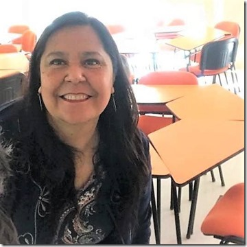 Lili Ortega académica U. Autónoma