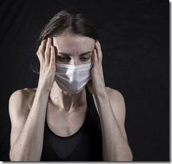 Mujer pandemia EstoyContigo