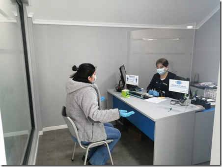 oficina comercial Temuco