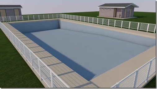 nueva piscina Cherquenco