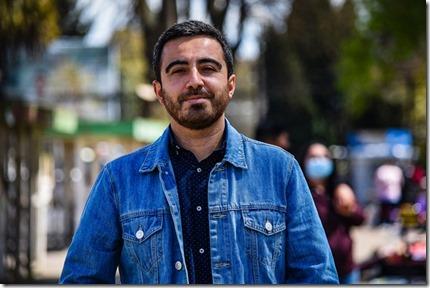 TEMUCO: Felipe Valdebenito candidato a alcalde