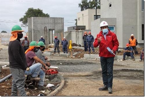 Patricio Sáenz, Seremi del Trabajo y Previsión Social de La Araucanía