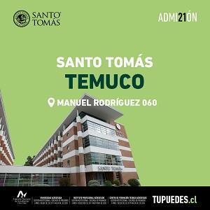 Admisión Universidad Santo Tomás Chile 2021