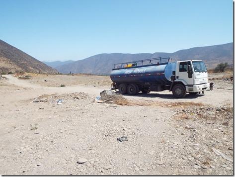 agua camion aljibe