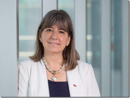 Subsecretaria de Pesca y Acuicultura, Alicia Gallardo Lagno