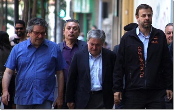 Directorio de Amuch se reunieron con el Presidente de SERVEL por Consulta Ciudadana