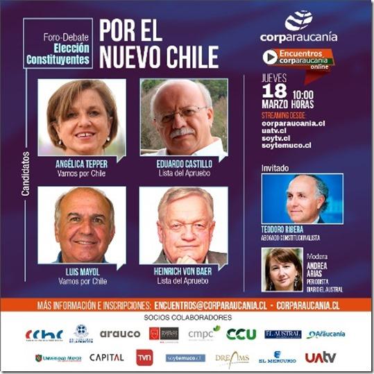 Por el nuevo Chile