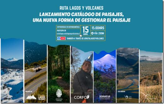 seminario online de la Ruta Lagos & Volcanes 2